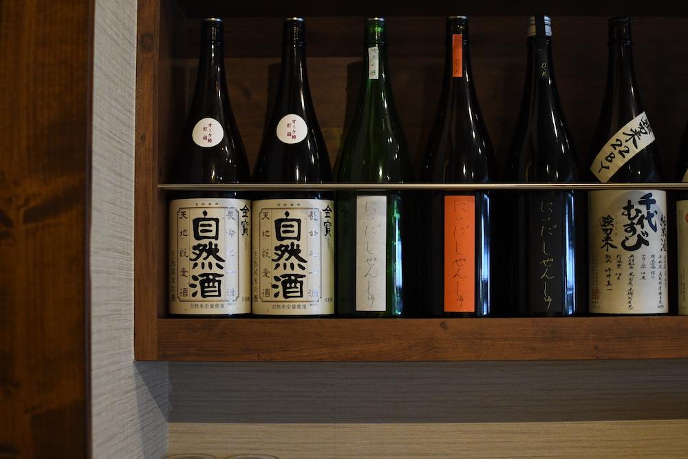JOE'SMAN 日本酒