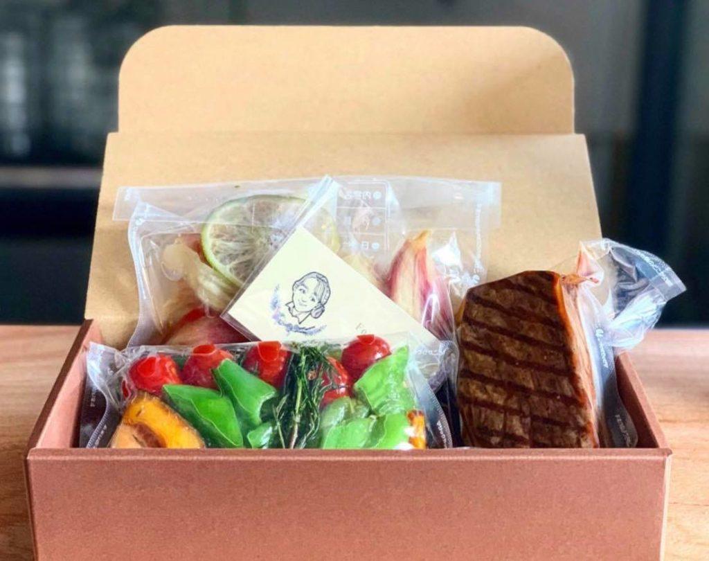 クリスマス限定Food Box(3〜4名様用)